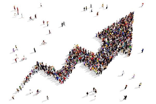 Crowdfunding groeit!