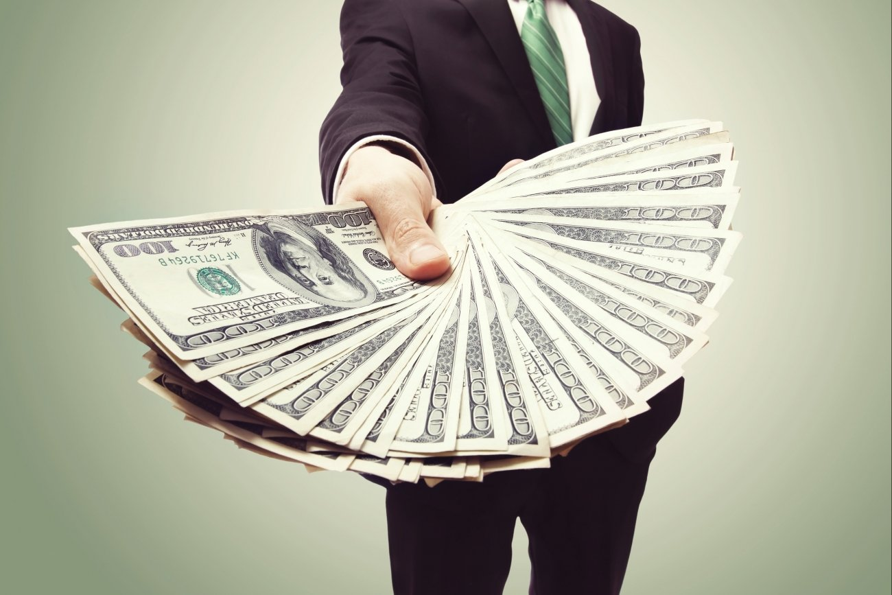 Geld verliezen en toch rijker worden