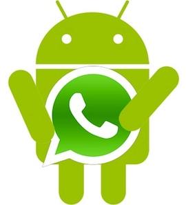 Android telefoon opschonen