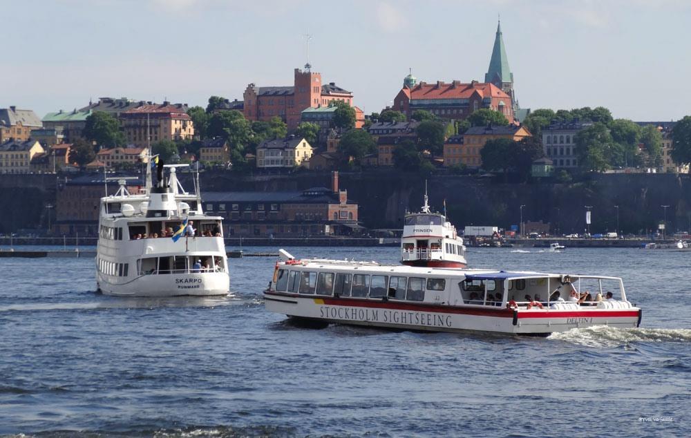 Stockholm wat ben je mooi!