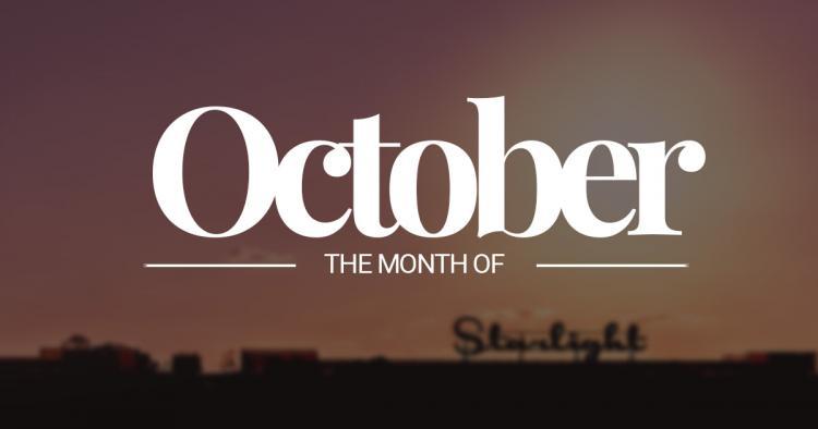 Maandoverzicht oktober