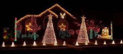 Kerstverlichting vervangen