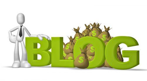 Geld verdienen met mijn blog!