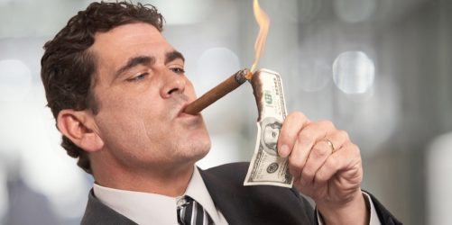 8 dingen die je kan doen met geld