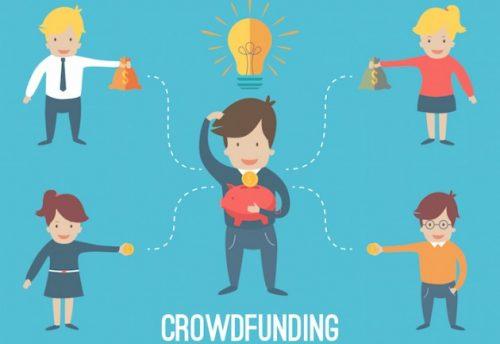 Mijn eerste Crowdfunding Lustrum