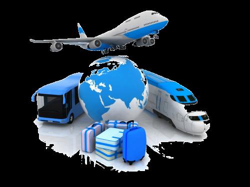 Vliegtuig, trein of bus: Waarop bespaar jij?