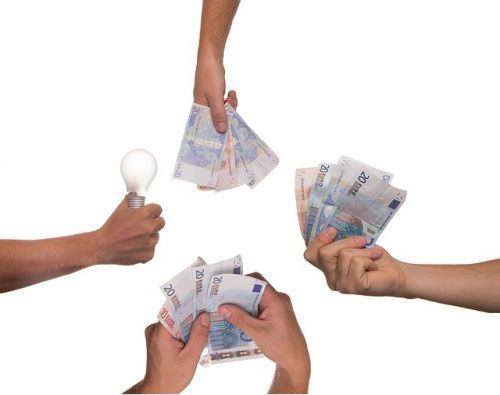 Crowdfunding Mijlpaal