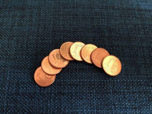 8 cent tekort