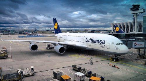 Lufthansa klaagt passagier aan