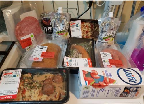 Voedselverspilling tegen gaan en besparen tegelijk